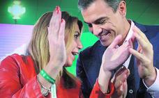 Ferraz eleva la presión sobre Susana Díaz para que se aparte