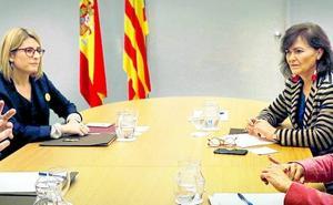 Gobierno y Generalitat contemplan abrir una mesa de partidos sobre Cataluña