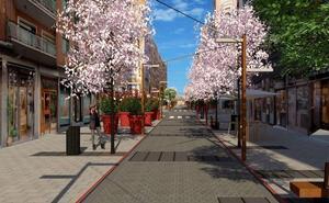 El Ayuntamiento de Bilbao recula y desecha el cableado de luces previsto en Iparraguirre