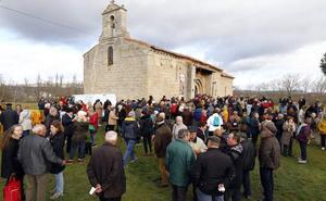 La Cofradía de San Antón necesita unos 100.000 euros para renovar el tejado de la ermita