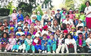 Medio siglo lleno de lecciones de integración en el Colegio Lamuza
