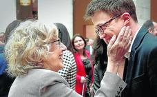 La alianza de Errejón con Carmena dinamita Podemos y le coloca al borde de la expulsión