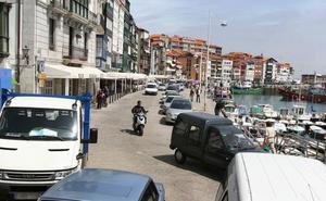 Piden que el puerto de Lekeitio se reabra al tráfico en invierno