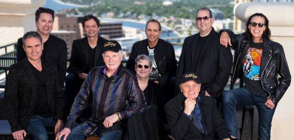 The Beach Boys cogen la Ola de Sondika
