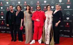 El glamour desfila por los Feroz