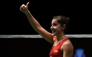 Carolina Marín, a la final del Masters de Malasia
