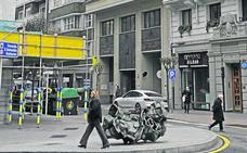 La mudanza de la Diputación deja vía libre para decenas de pisos de lujo en el centro de Bilbao