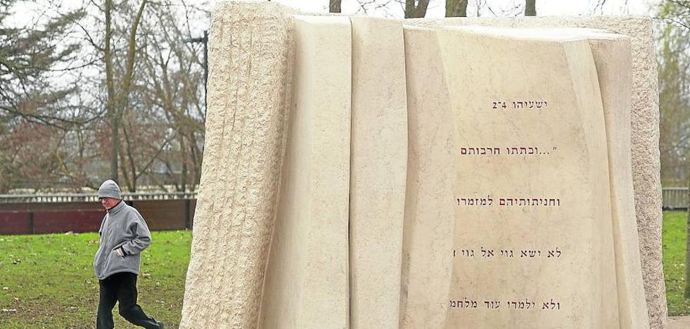 Vitoria atiende su herencia judía