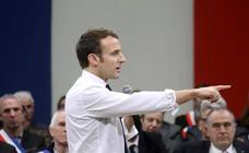 Macron se lo juega todo en el Gran Debate Nacional