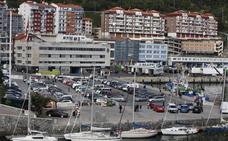 Puertos iniciará en un mes la primera fase de la nueva lonja de pescado de Ondarroa