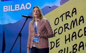 Raquel González, candidata del PP a la Alcaldía: «Quiero demostrar que se puede ser de Bilbao sin ser del PNV»