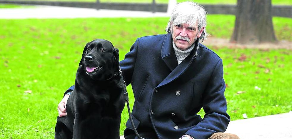 José Fernández de la Sota: «Los perros son de lo mejor que nos ofrece la vida»