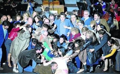 El Arriaga gana 5.000 espectadores en un año con más protagonismo de artistas locales