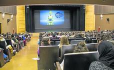 Más de 5.000 ermuarras participaron en actuaciones sociales en el ámbito escolar