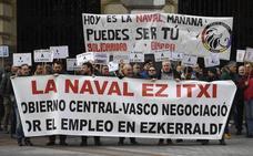 El Comité de La Naval pide a los alcaldes de la Margen Izquierda su implicación contra el ERE