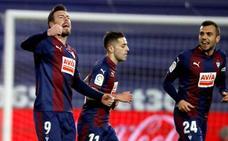 El Eibar respira ante un Espanyol que no levanta cabeza