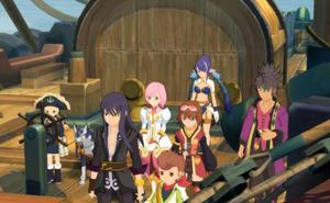 Tales of Vesperia Definitive Edition: el rol más animado
