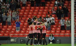 El Athletic femenino quiere que San Mamés sea «una caldera» ante el Atlético