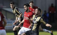 «Todo partido que juega el Barakaldo hay que competirlo», declara Larrazabal