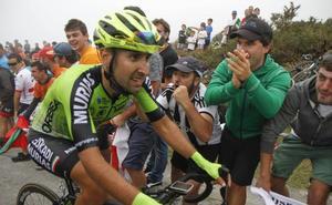 El equipo Euskadi-Murias, invitado a la Flecha Valona