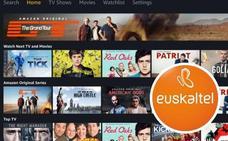 Euskaltel, el primer operador en integrar Amazon Prime en su decodificador