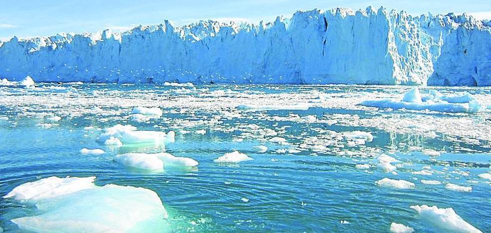 Groenlandia se derrite cuatro veces más rápido que en 2003