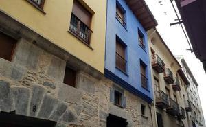 Herida grave una mujer en Orduña tras lanzarse por una ventana para huir de su expareja