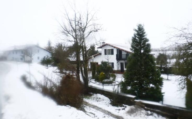 El temporal de nieve y lluvia llega a Euskadi