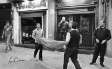 Asesinato en la discoteca Fania