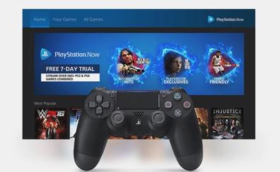 PlayStation Now: el Netflix de los videojuegos rumbo a España