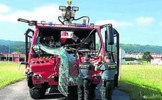 El aeropuerto gasta otra vez 1,5 millones en renovar camiones de Bomberos con averías
