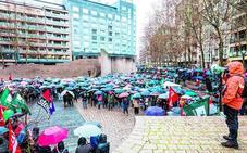 Los sindicatos advierten de que el conflicto de los colegios en huelga puede ser «duro y largo»