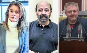 PP, EH Bildu y Orain Araba responden a la Diputación
