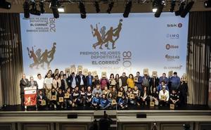 Bizkaia se rinde ante los mejores de 2018