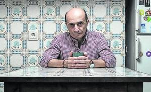Pepe Viyuela: «El papel ha sido un reto»
