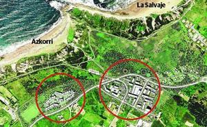 Los jueces rechazan indemnizar con 23 millones a la empresa que quiere construir 838 pisos en Azkorri