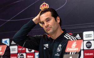 Solari tiende un capote a Marcelo pero le deja en 'cuarentena'