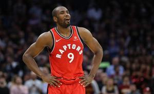 Ibaka colabora con un doble-doble a otro triunfo de los Raptors