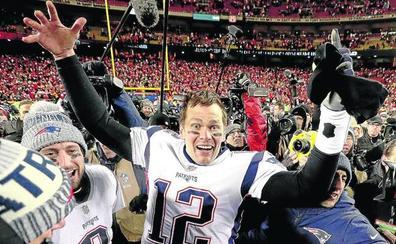 Tom Brady agiganta su leyenda