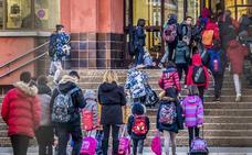 Las familias de Vitoria recibirán información de la campaña de matriculación escolar en los centros cívicos