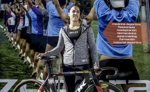 Tania Calvo afronta la última cita de la Copa del mundo en Hong Kong