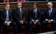 El enredo de los expresidentes españoles