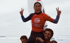 Garazi Sánchez: «El surf te cambia la mirada que tienes del mundo»