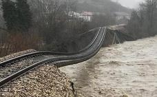 El azote del temporal por Asturias deja cuatro fallecidos