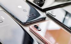 Los mejores móviles de gama alta por la mitad que un iPhone XS
