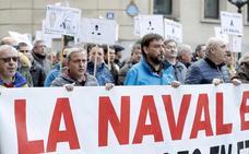 La Inspección de Trabajo tratará de mediar para que los despidos en La Naval se hagan con acuerdo