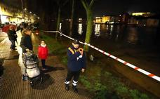 El Ebro vuelve a inundar Miranda