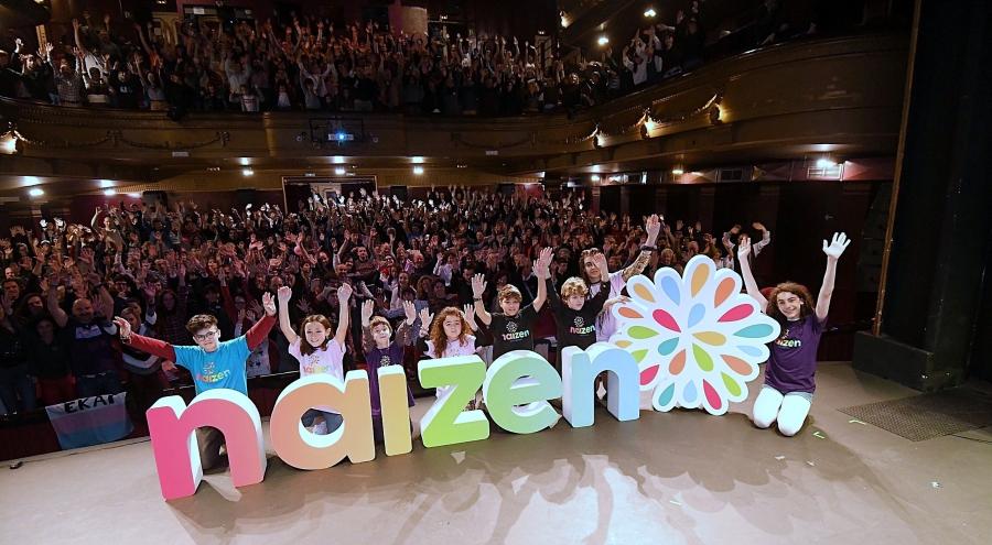 Presentación de Naizen
