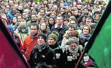 La huelga escolar de ocho días acaba sin que sindicatos y patronal inicien el diálogo