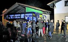 Cinco detenidos de una mafia que retenía a los 'menas' y los enviaba a Bilbao desde Cádiz